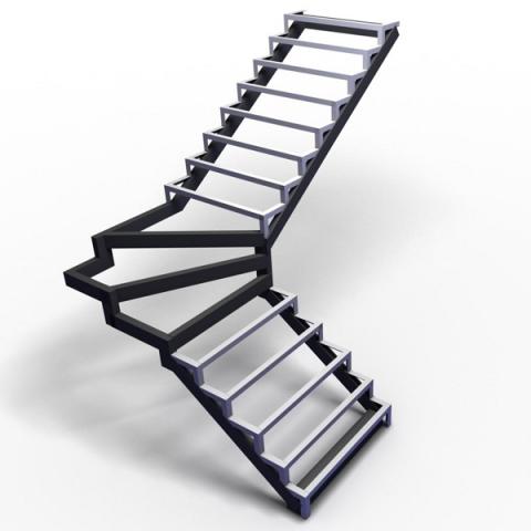 Эскизы лестниц
