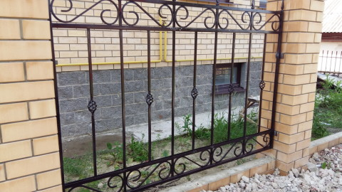 Забор ул. Маяковского