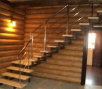 Металлические лестницы 10