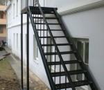Металлические лестницы 24