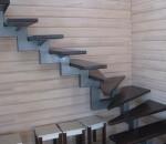 Металлические лестницы 36