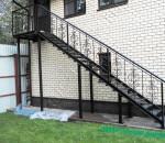 Металлические лестницы 7