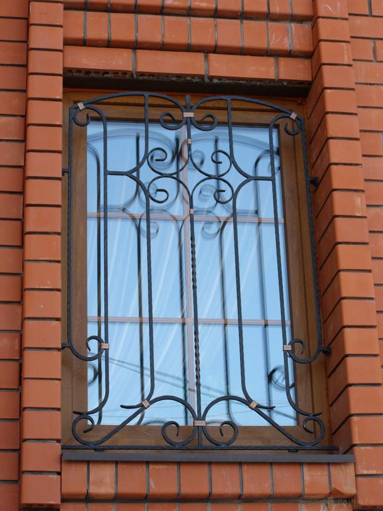 Решетки на окна 16 - тандемпроект.