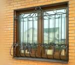 Решетки на окна 9