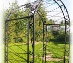 Садовые арки 7
