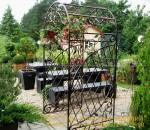 Садовые арки 9