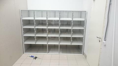 Герметичный шкаф для лаборатории