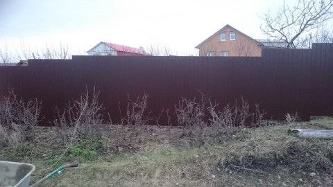Забор с. Шиловка